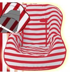 Funda y Capota Maxicosi|Grupo 0 Sailor Rojo