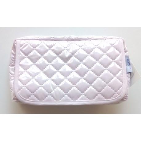 5abc688a1 Porta Toallitas Plastificado Castillo de espuma ROSA - Textil Bebé