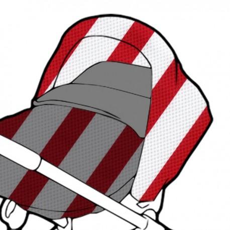 Capota Grupo 0  Maxicosi Sailor Rojo