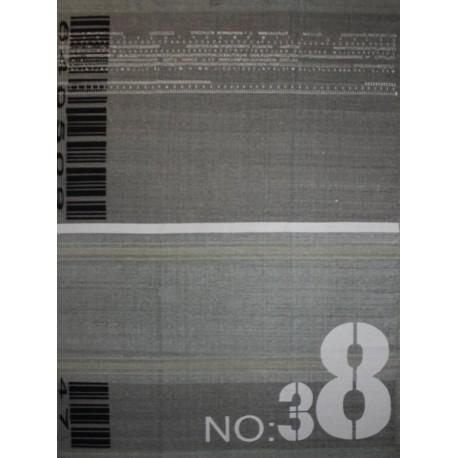 Alfombra serigrafiada Barcode