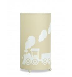 Lámpara de Mesa. Colección CHARLIE. Beige