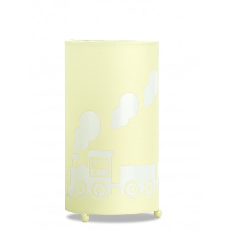 Lámpara de Mesa. Colección CHARLIE. Champagne