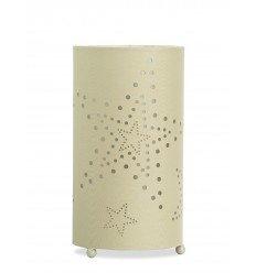 Lámpara de Mesa. Colección LAURA. Beige