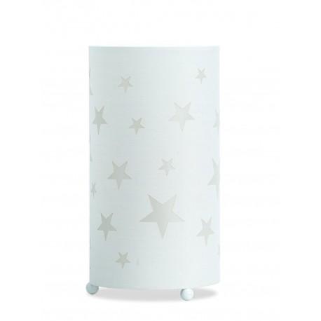 Lámpara de Mesa. Colección MARTINA. Blanco
