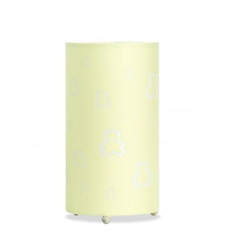 Lámpara de Mesa. Colección PADDINGTON. Champagne