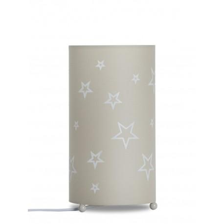 Lámpara de Mesa. Colección SOFIA. Beige