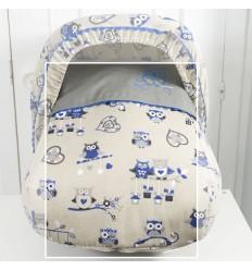 Saco Silla Grupo 0 Buhos Azul
