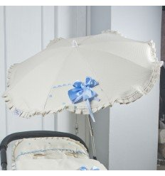 Sombrilla Patricia Azul