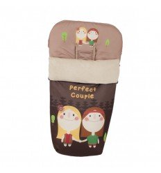 Saco Silla Paseo Perfect Couple Choco