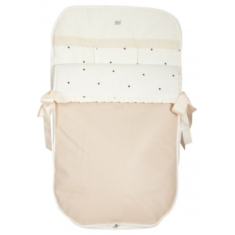 Saco de silla Bodoques Beige Beige