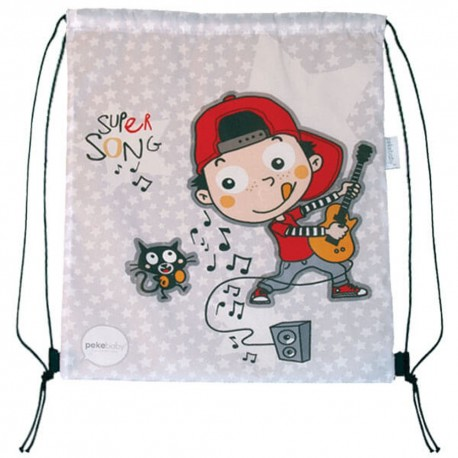 Mochila Impermeable Supersong