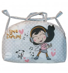 Bolso Maternal Impermeable Dancing
