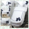 Opciones Saco Silla Varios Patrones/Complementos MyLetice Blanco