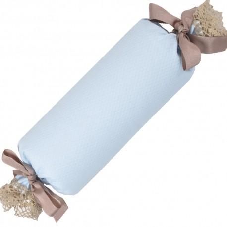 Cojin Caramelo Antivuelco De Pique Celeste Bassinets & Cradles