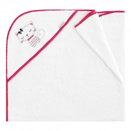 toallas para bebés con capucha Gattina