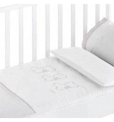 saco nordico bebé Nuite Blanco/Gris