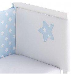 chichonera cuna Nova Blanco-Azul