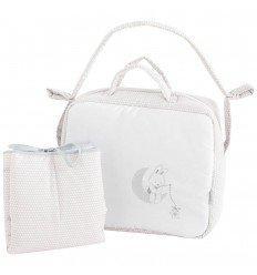 bolsos de bebé y vestidor Lune