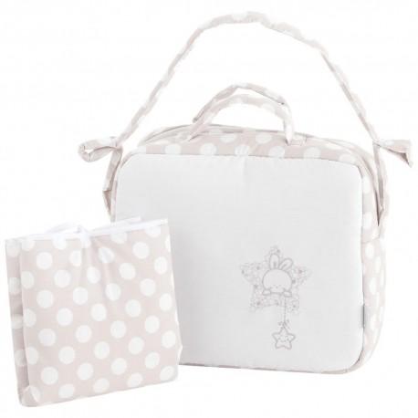 bolsos para carritos de bebé y vestidor Starlight