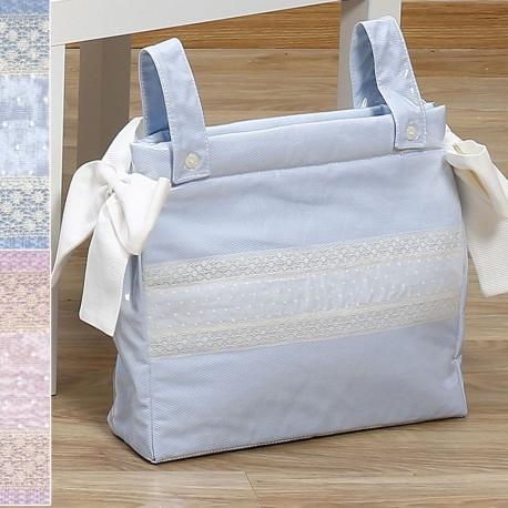 f294135fc1bbf Bolsos para carrito de bebé Panera Plastificada Colección AC95