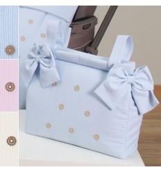 Bolsas para carritos de bebé Panera Plastificada Colección AC34
