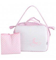 bolsos para carritos de bebé y vestidor Pekebaby Moon