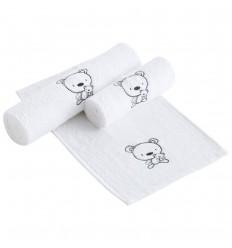 Set toallas de bebés Pekebaby Chiosso