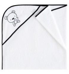 toallas para bebés con capucha Pekebaby Chiosso