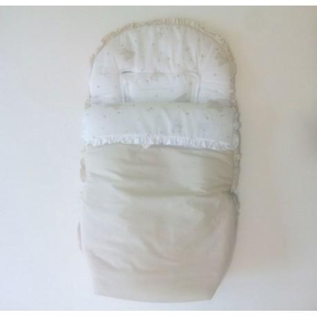 Outlet 40% Stock - Saco Silla Primera Edad Ositos
