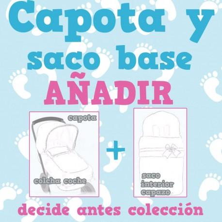 Quiero Capota y Saco Coche (incluye la colcha cochecito)