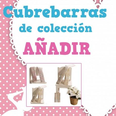 Cubrebarra de Colección