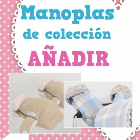 Manoplas de Colección