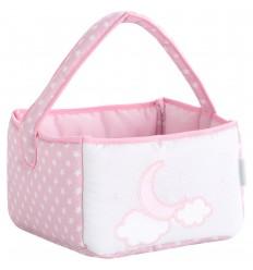 bolso carro bebé y vestidor MyNubeLuna Rosa