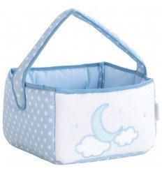cestas de bebé colonias MyNubeLuna Celeste