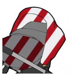 TOLDO GRUPO 0 SAILOR (Rojo o Negro)