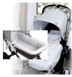 Funda Interior Cubrecapazo Bebecar, Bugaboo o Uppa Baby MyApryl