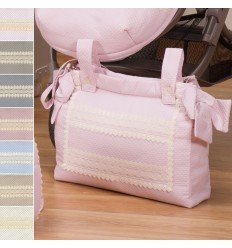 Bolsas para carritos de bebé Panera Plastificada Colección MyAC14