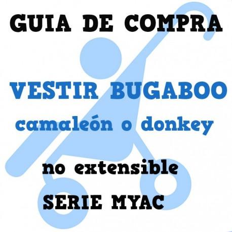 Guía de Compra Conjuntos Serie MYAC Camaleón y Donkey No Extensible