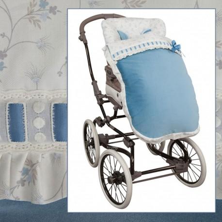 Saco Paseo Silla Inglesina - BebeCar (sillas anchas) MyAutumn Blue