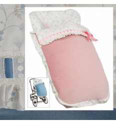 Saco Pasear Inglesina y otros (sillas anchas) MyAutumn Pink