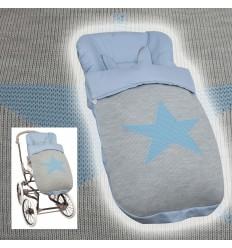Saco de silla Invierno Universal MySnow Blue