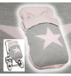 Saco de silla Universal Invierno MySnow Pink