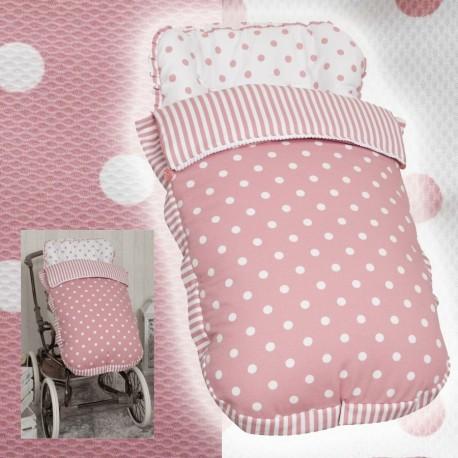 Saco de silla Apta Inglesina, Jane, Sillas amplias.. MyCarrusel Pink
