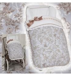 Saco de silla Cybex Primera Edad y Universales MyToile Grey
