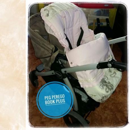 06c271b78 Saco de Silla Peg Perego Book Plus Compatible - Textil Bebé