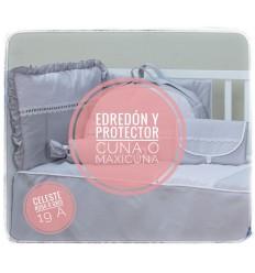 Conjunto Edredón y Protector/Chichonera Colección MYAC19