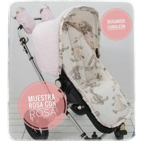 Sombrilla de beb/é compatible con Maxi Cosi Mila Gris