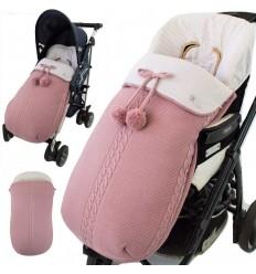 Sacos Silla De Punto Textil Bebé