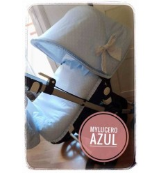 Camaleón 3: capota y saco silla y bolso (ver descripción)