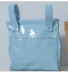 Bolso Panera Carrito Charol (Gris, Azul, Rosa y Cámel)